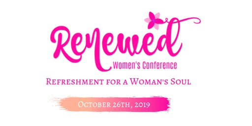 Renewed Women's Conference 2019