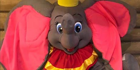 APENAS R$ 21,90! Espetáculo Dumbo no Teatro Bibi Ferreira ingressos