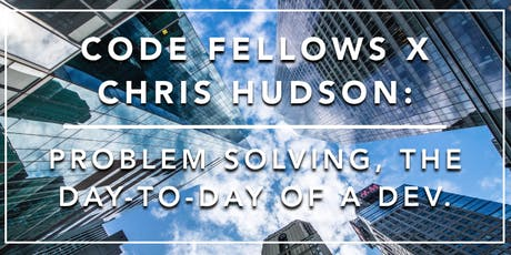 Partner Power Hour: Problem Solving, The Day-to-Day of a Dev tickets