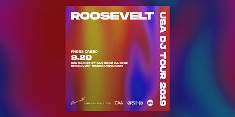 ROOSEVELT (DJ SET) tickets