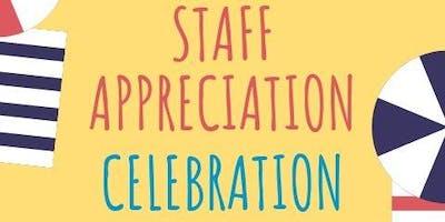 HHS Staff Appreciation Celebration