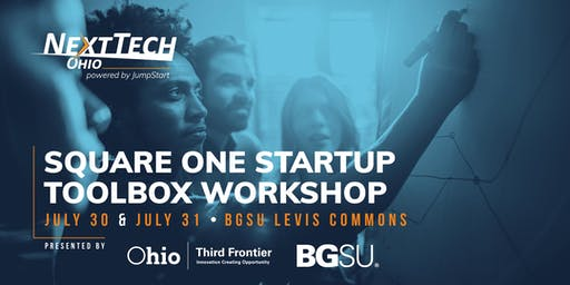 Square One Startup Toolbox Workshop