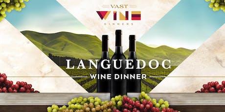 Languedoc Wine Dinner tickets