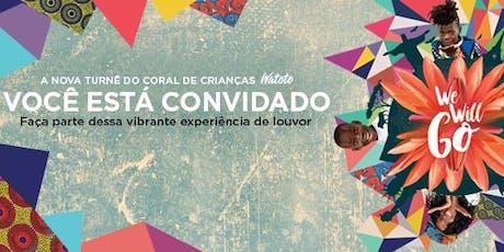 Coral Watoto - Lagoinha ingressos