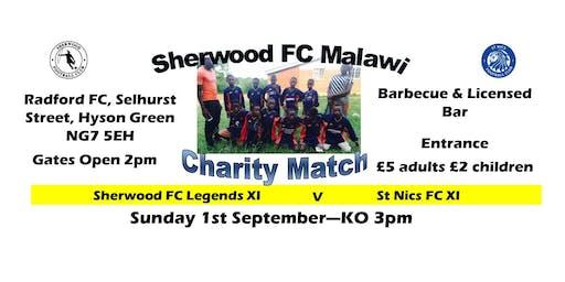 Sherwood FC v St Nics 1.9.19