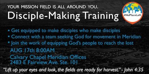 Disciple Making Training