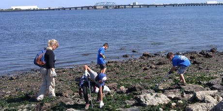 International Coastal Clean-Up Day 2019: North Channel Bridge tickets