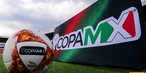 2019 COPA MX Group Stage New Orleans Watch Party