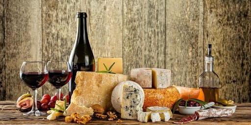 Palate Partners - Italian Cheeses & Wines