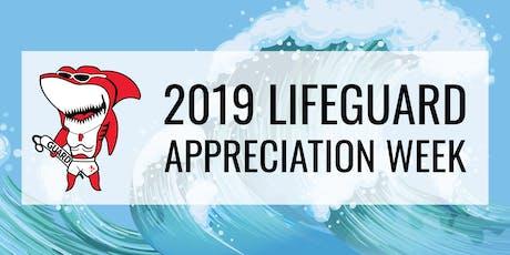 Lifeguard Appreciation Week Event! Sonic! (Orange County) tickets