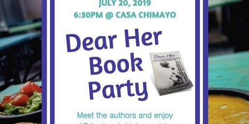 Dear Her Book Party