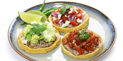 Spanish-Speaking Kid's Kitchen 4th, 5th & 6th: Mas Masa, Por Favor!