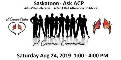 Ask - Offer - ReceiveA Fun Filled Afternoon of Advice tickets