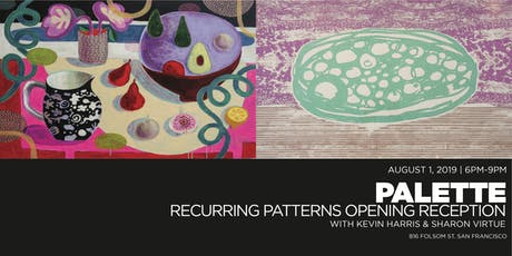 Recurring Patterns - Opening Reception tickets