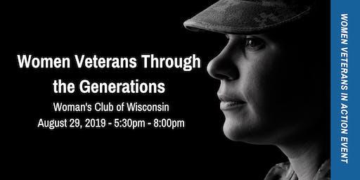 Women Veterans in Action: Women Through The Generations
