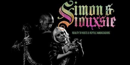 Simon & Siouxsie US Tour: AUSTIN, TEXAS