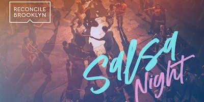 Free Salsa Night Dancing