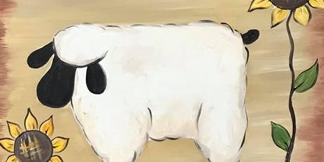 Prim Sheep Sip'n'Paint tickets