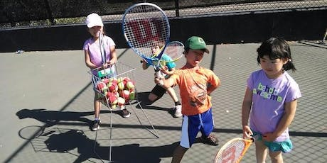 Kids Tennis Classes in Fremont (Ages 2.5 - 4) tickets