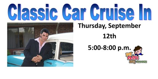Classic Car Cruise In