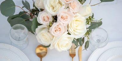 Wedding Weekend: Bridal Centerpieces Design Class
