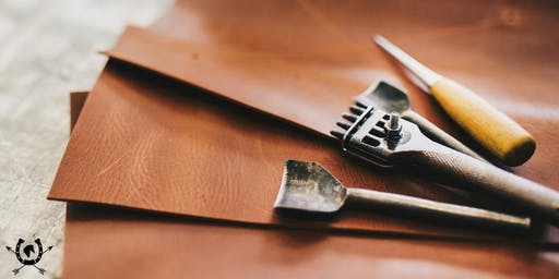 Make and Take Leather Crafting