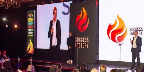 Success Factory  Algo Grande esta por Suceder Barranquilla  entradas