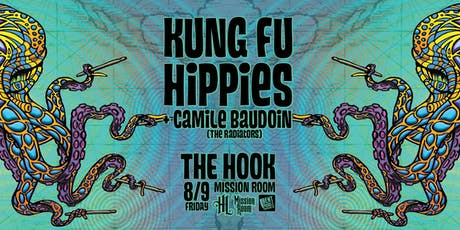 The Kung Fu Hippies with Camile Baudoin tickets