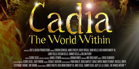 Special Screening of Cadia: The World Within at Oxford High School PAC tickets