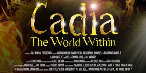 Special Screening of Cadia: The World Within at Oxford High School PAC