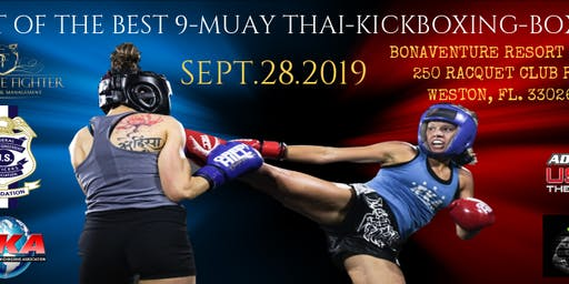 Best Of The Best 9 -Muay Thai-Kickboxing-Boxing-MMA