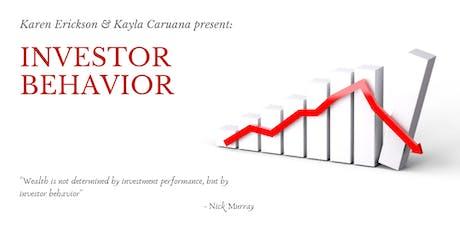 Investor Behavior tickets