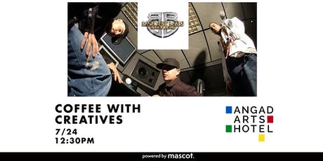 "Coffee With Creatives | Jayson ""Koko"" Bridges & Wally Beamin 