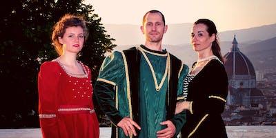 Magnificenza | Spettacolo musicale a Firenze sulla famiglia Medici