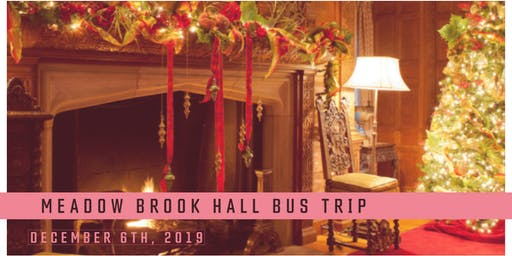 Winter Medowbrook Bus Trip!