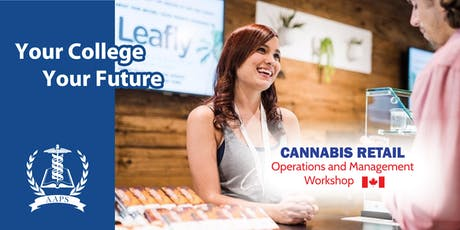 Cannabis Retail Operations and Management Workshop tickets