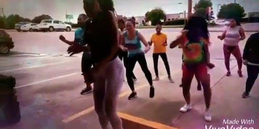 Afrobeats Fitness Class