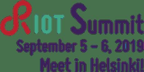 RIOT Summit 2019 tickets