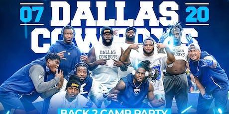OMG Saturdays presents Cowboys Back 2 Camp  at Sidebar tickets