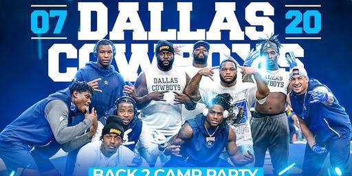 OMG Saturdays presents Cowboys Back 2 Camp  at Sidebar