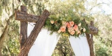 Wedding Weekend: Arches/Canopies Design Class tickets