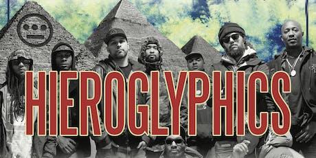 Hieroglyphics feat. Del The Funky Homosapien tickets