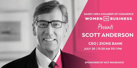 Women in Business with Scott Anderson tickets