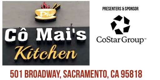 "AREAA Sacramento Lunch & Learn | Eat Like An Asian ""RI$E IN COMMERCIAL**"