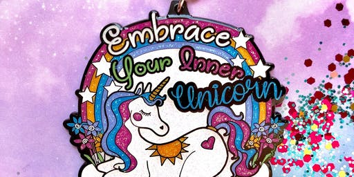 2019 The Embrace Your Inner Unicorn 5K & 10K - Washington