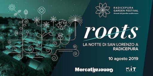 """Roots"" Canarie Live + Dj set"
