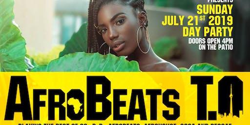 AfrobeatsTO Day Party