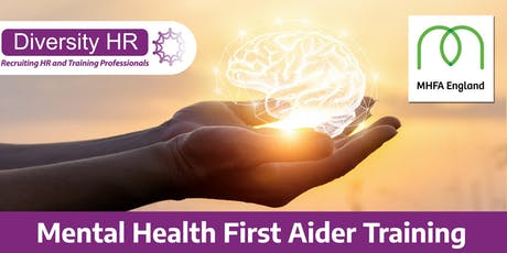 Mental Health First Aider Training tickets