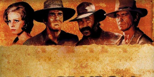 Film Screening: Once Upon a Time in the West (1969)
