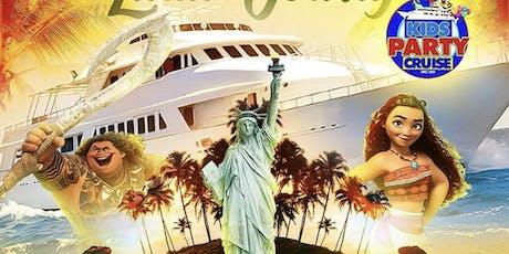 Kids Party Cruise Hawaiian Luau  tickets